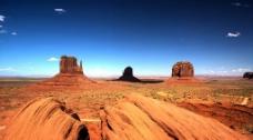 西部风景图片