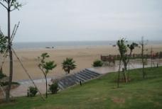 厦门海滩风光图片