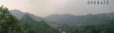 洛阳西泰山风景图片