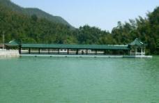 鸞鳳和鳴彩鳳湖图片