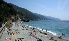 Vernazza 的小海灣图片