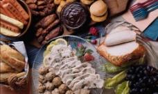 可口西餐食物图片