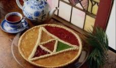 水果拼盘 西餐美食图片