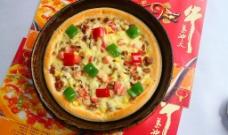 比萨饼图片