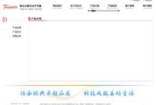 2009年网站PSD_产品介绍页图片