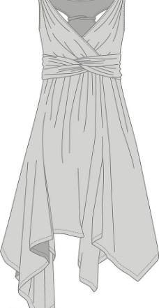 女连衣裙图片