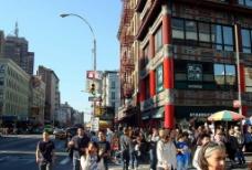紐約街景图片