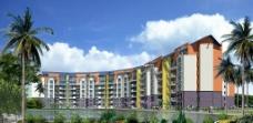 中信东泰花园二期高层住宅图片