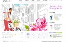 韩国模板图片