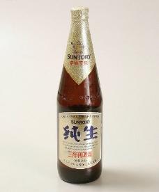 三得利啤酒图片