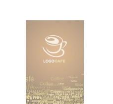 咖啡文字图片
