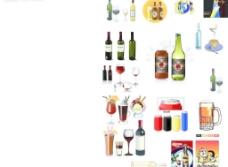 酒杯 杯子 葡萄酒图片