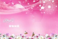 粉色浪漫圖片